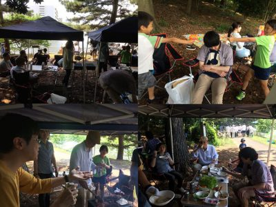 2017.5.27 [BBQ@大井埠頭中央海浜公園(2回目!)]