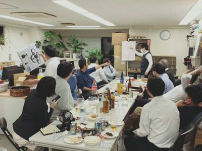 2018.12.28【社内イベント】2018年納会